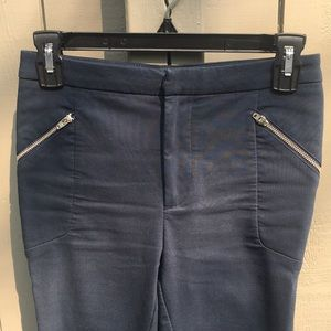 Tiger of Sweden Blue Skinny Trousers Size 34